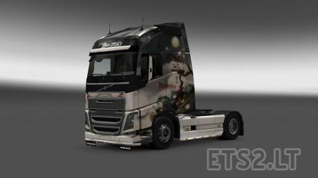 [Contest]-Volvo-FH-2012-Merry-Christmas-Skin-1