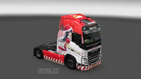 [Contest]-Volvo-FH-2012-Mr-Christmas-Skin-1