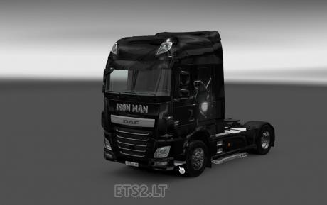 DAF-XF-Euro-6-Iron-Man-Skin-1
