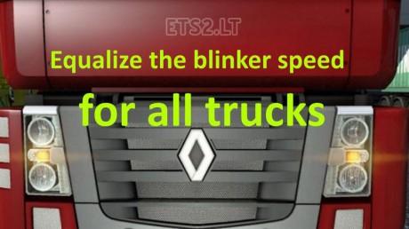 Equalize-the-blinker-speed
