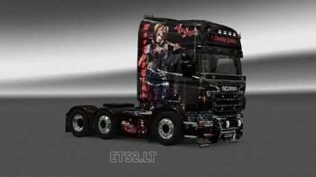 Harley-Quinn Dark-(adjusted-Megastore-Scania-Skirts)-1