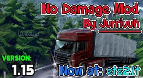 No-Damage-Mod