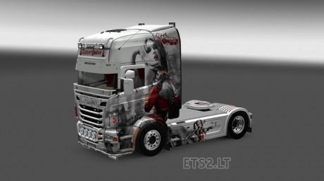 Scania-Harley-Quinn-White-Skin-1