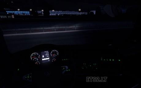 Scania-Streamline-green-Dashboard-backlight