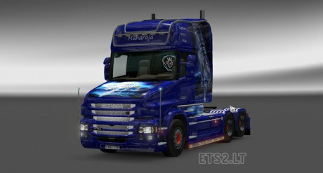 Scania-T-Maharaja-Skin-1