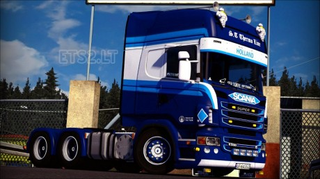 Scania-Thermo-Line