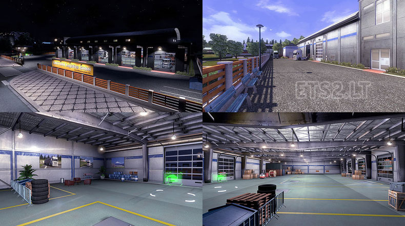 Custom Garage Version 11511 CHANGE LOG Dec 19 2014 Fixed A Missing Texture Path Of The Interior Pictures