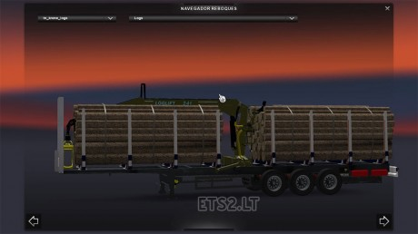 logs-trailer