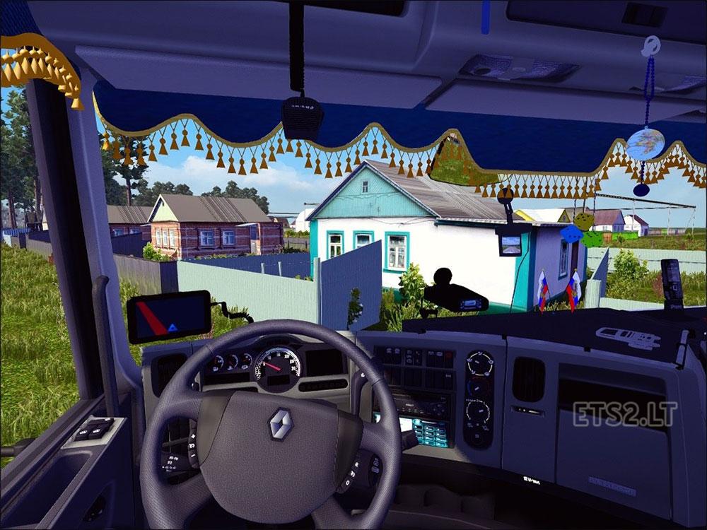 Renault Trucks Interior Renault Interior