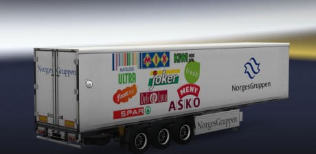Norges-Gruppen-Trailer