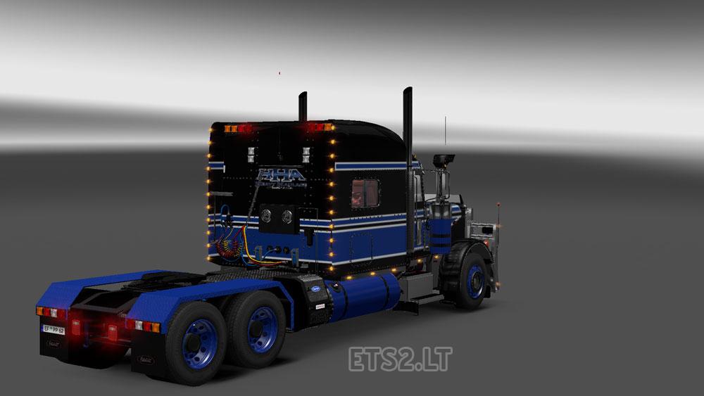 Peterbilt 389 HHA Skin v 1.0 | ETS 2 mods