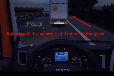 Redesigned-the-behavior-of-traffic-in-the-game