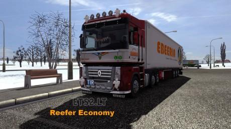 Reefer-Economy