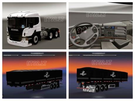 Scania-400+Trailer-Tires