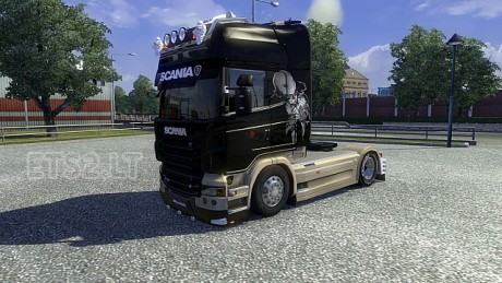 Scania-Black-Beige-Skin-1