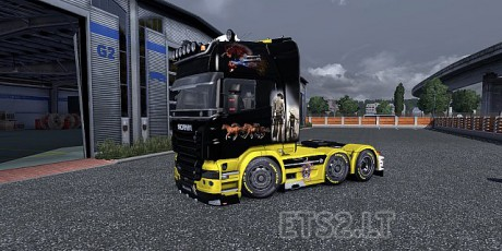 Scania-Cowboy-Skin-1