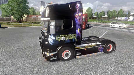 Scania-R-Iron-Maiden-Skin-1