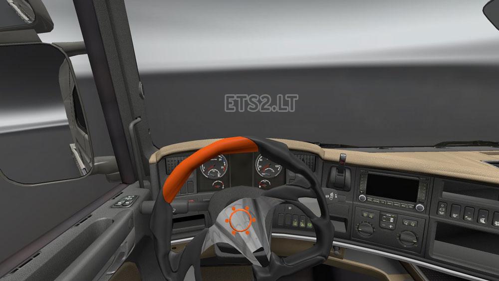 Руль своими руками для euro truck simulator 2 167