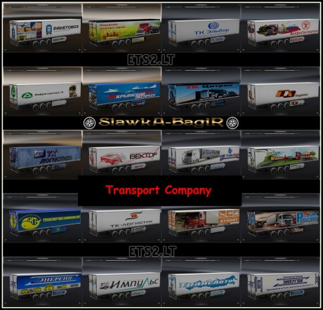 Transport-Company-Trailers-Pack