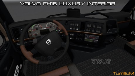 Volvo-FH-2009-Luxury-Interior