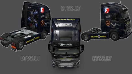 Volvo-FH-2012-Counter-Strike-1.6-Skin