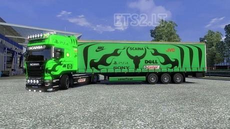 green-trailer