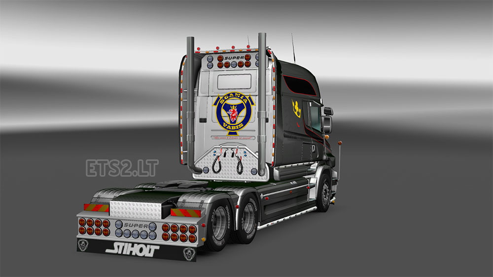Scania T Accessory V1 Ets 2 Mods