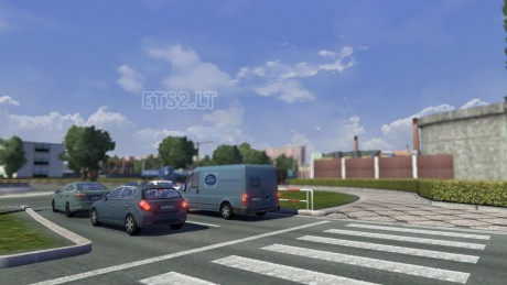 Ford Roadside Assistance Phone Number >> Ai Transit Ford Roadside Assistance Skin Ets 2 Mods