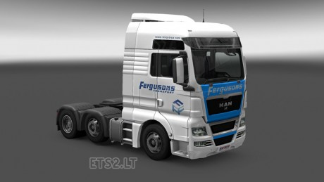 MAN-Fergusons-Transport-Skin