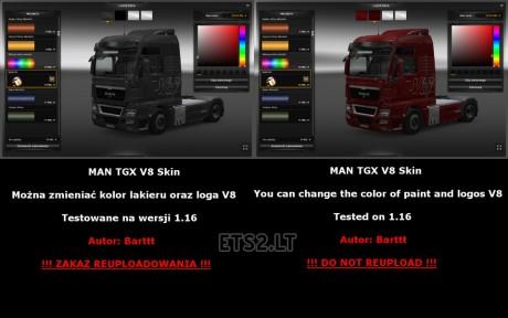 MAN-TGX-V8-Skin