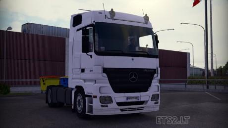 Mercedes-Benz-Actros