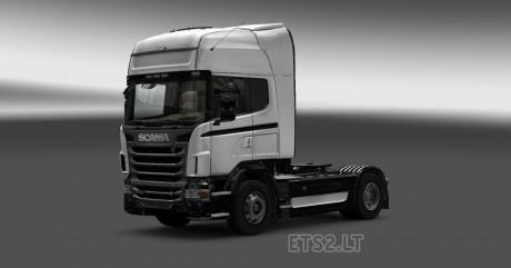 Scania-R-2009-White-and-Black-Skin-1