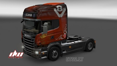 Scania-R-Carbon-V8-Skin-1