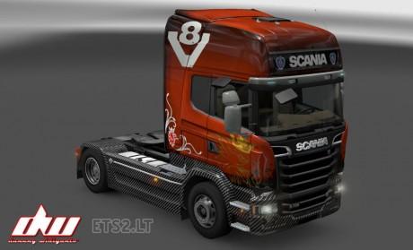 Scania-Streamline-Carbon-V8-Skin-1