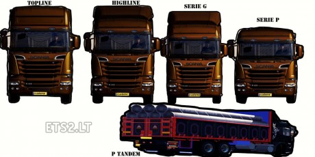 Scania-Trucks-Pack