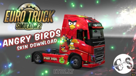 Volvo-FH-2012-Angry-Birds-Skin