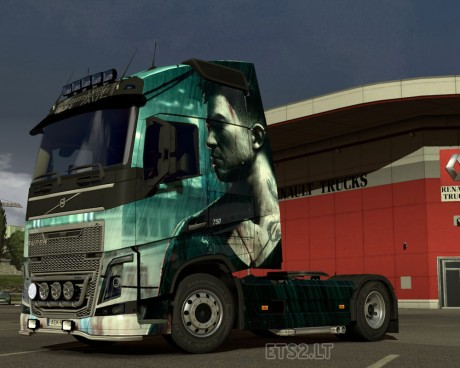 Volvo-FH-2012-Sleeping-Dogs-Skin-1