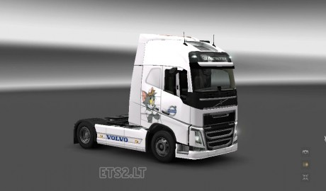 Volvo-FH-2012-Tom-and-Jerry-Skin-2