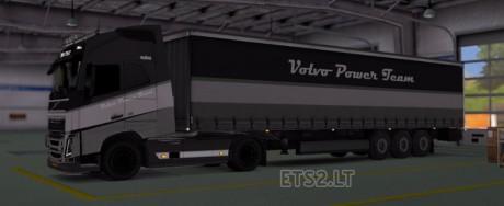 Volvo-Power-Team-Trailer