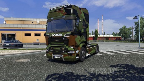 army-skinpack