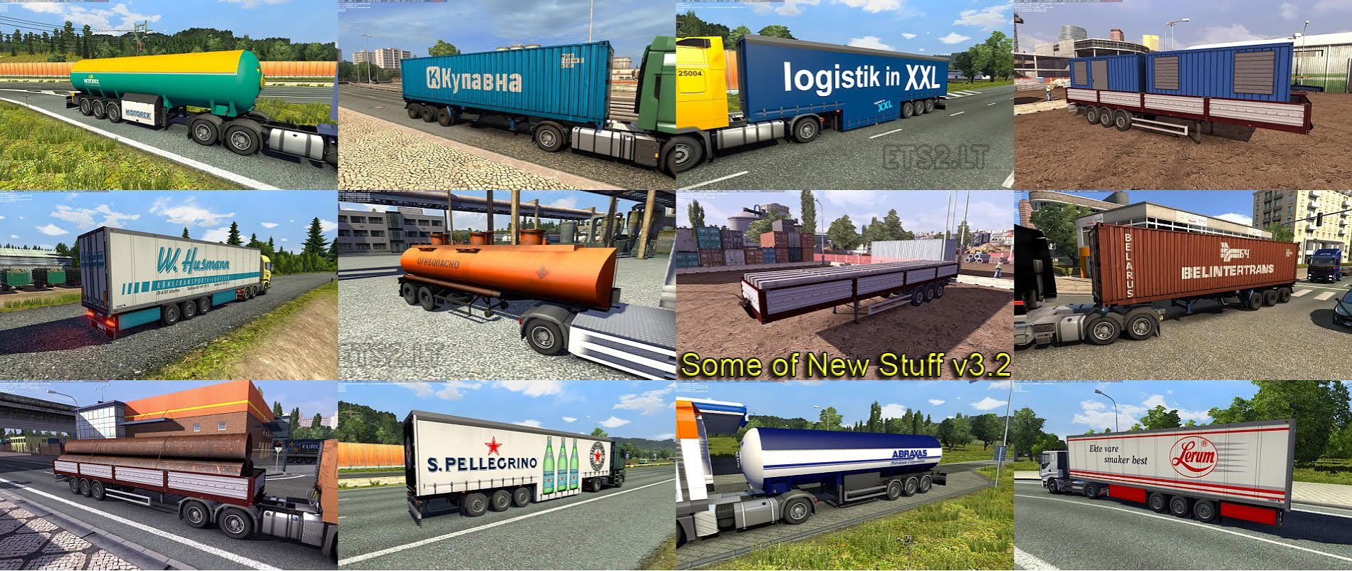 ets2 how to use heavy cargo