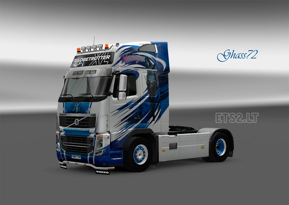 2018 volvo fh16. contemporary fh16 ghhass in 2018 volvo fh16