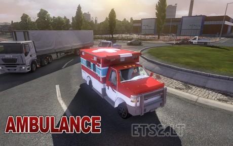 Auto-Ambulance