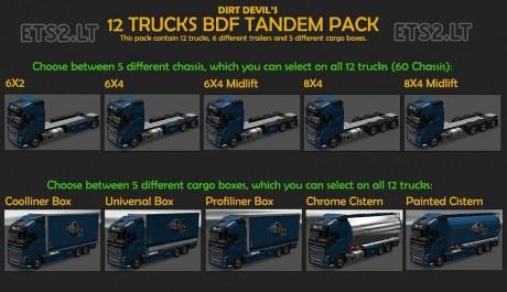 BDF-Tandem-Truck-Pack-v-30.0