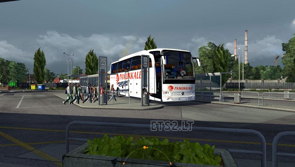 bus passenger | ETS 2 mods - Part 3