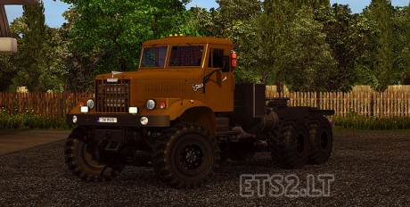 Kraz-255-Sound