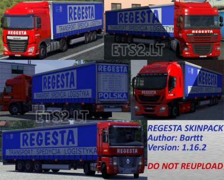Regesta-Combo-Pack