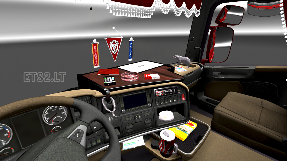 scania INTERIOR | ETS 2 mods - Part 3
