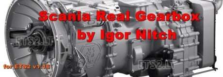Scania-Real-Gearbox-update