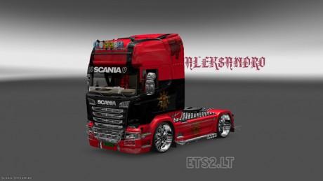 Scania-Streamline-Manchester-United-Skin-1
